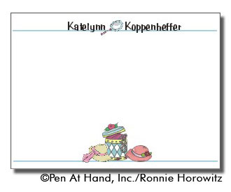 personalized theme card dressup